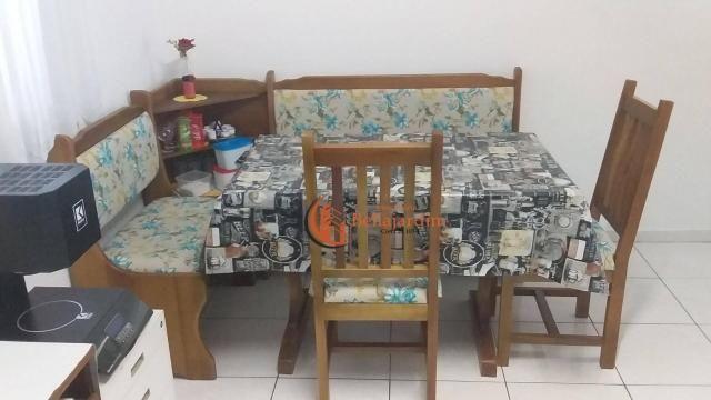 Sobrado com 3 dormitórios à venda, 166 m² por r$ 1.170.000,00 - jardim - santo andré/sp - Foto 2