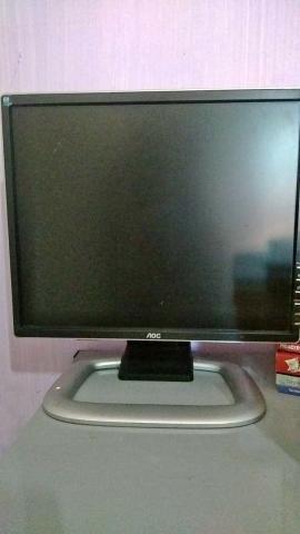 Monitor AOC 17 polegadas - Foto 2