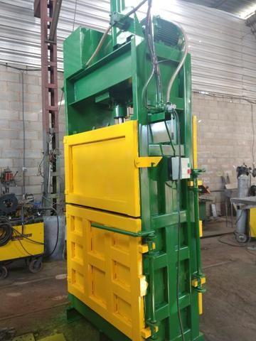 Enfardadeira prensa reciclagem pronta entrega - Foto 5