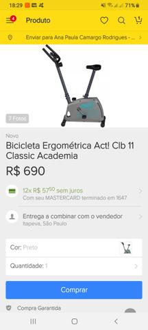 Bicicleta Ergometrica - Foto 6