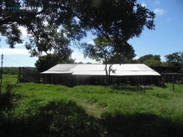 Fazenda à venda, 800000 m² por R$ 550.000,00 - Zona Rural - Nossa Senhora do Livramento/MT - Foto 11