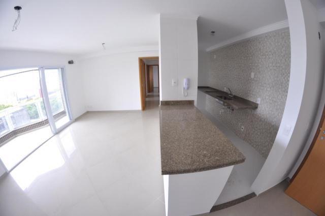 Apartamento com 3 dormitórios à venda, 95 m² por r$ 520.000 - vila assunção - santo andré/ - Foto 13