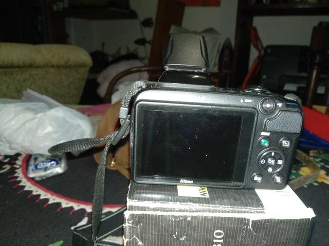 Vendo ou troco Nikon semi profissional - Foto 4