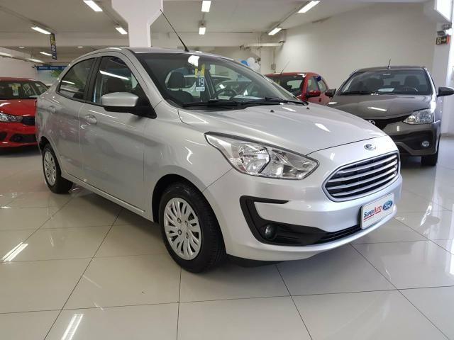 Ford ka + sedan 1.5 2019 km 38.000 tiago * whats - Foto 10