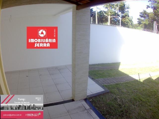 Yun - 30 - Casa 03 quartos c/suíte duplex com quintal em morada de laranjeiras - Foto 13