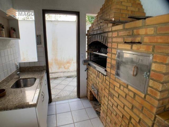 Casa com 3 dormitórios para alugar, 450 m² por R$ 8.000/mês - Candelária - Natal/RN - Foto 4