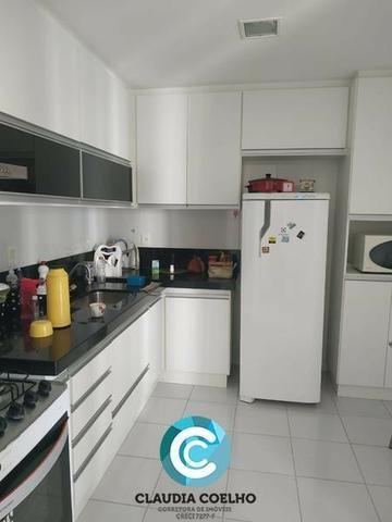 Belíssimo Apartamento 02 Quartos, Totalmente Mobiliado, na Praia do Morro! - Foto 11
