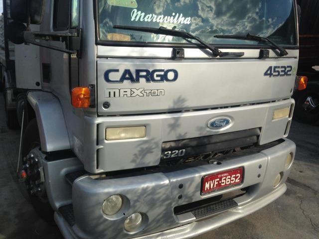 Ford Cargo 4532 2008 - Foto 3