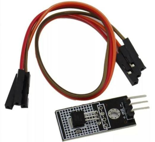 COD-AM258 Módulo Linear LM35Lm35d Sensor De Temperatura Digital Corrente contínua 4V-30V