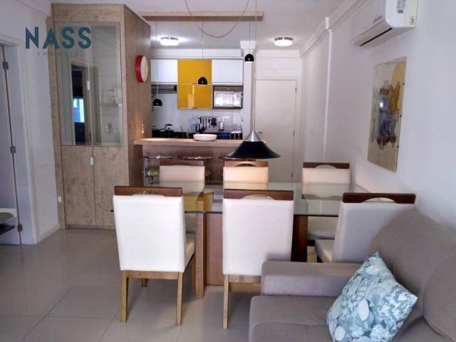 Apartamento com 2 dormitórios à venda por R$ 560.000 - Pântano do Sul - Florianópolis/SC - Foto 3