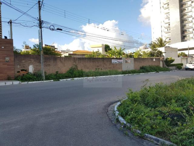 Terreno à venda, 720 m² - Universitário - Caruaru/PE