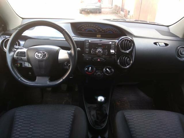 Etios Sedan 1.5 com GNV Quinta geração - Foto 4