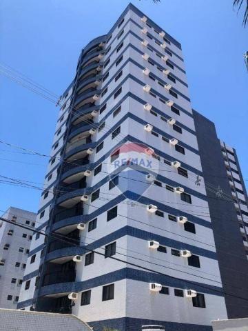 Apartamento com 3 dormitórios à venda, 97 m² por R$ 400.000,00 - Tirol - Natal/RN