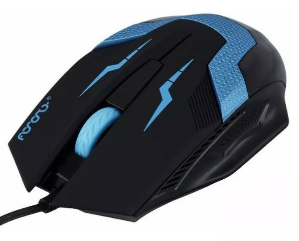 Mouse gamer Usb 1600dpi - Novo