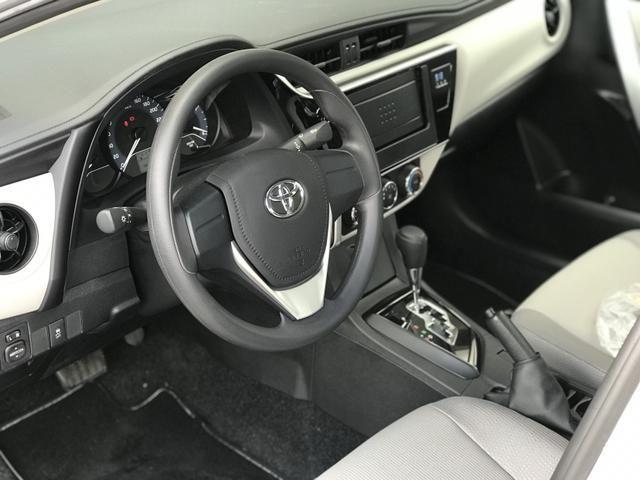 Toyota corolla gli 1.8 (aut.) 2018 0km - Foto 8