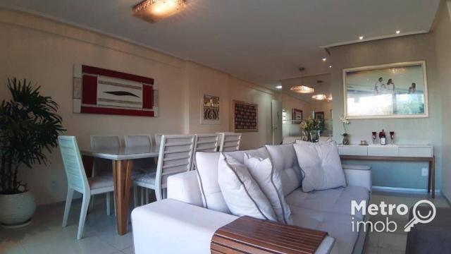 Apartamento com 3 quartos à venda, 127 m² por R$ 700.000 - Jardim Renascença - São Luís/MA - Foto 10