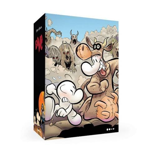 Box Bone Quadrinho - Editora Todavia - Vol. 1, 2 E 3