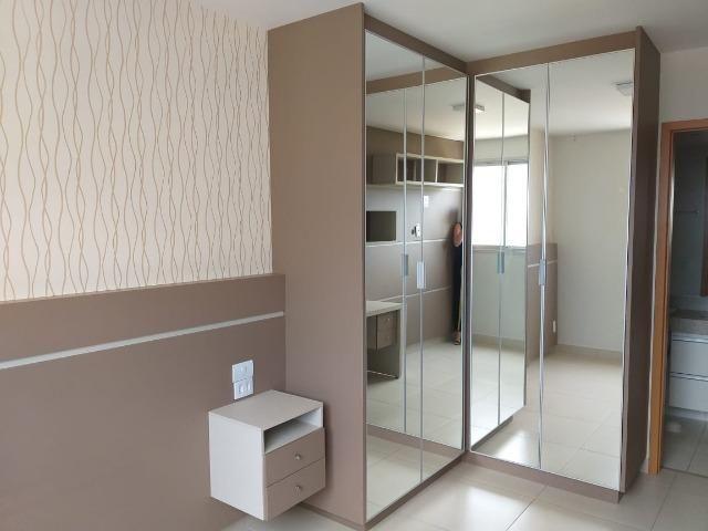 Apartamento Cond. Jardins do Eden II 2 quartos sendo 1 suite completo em armários - Foto 16