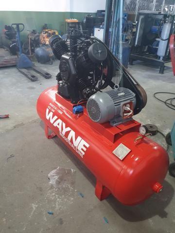 Compressores pistão e parafuso - Foto 2