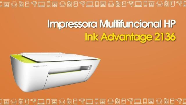 HP Deskjet Ink Advantage 2136 All-in-One - Foto 4
