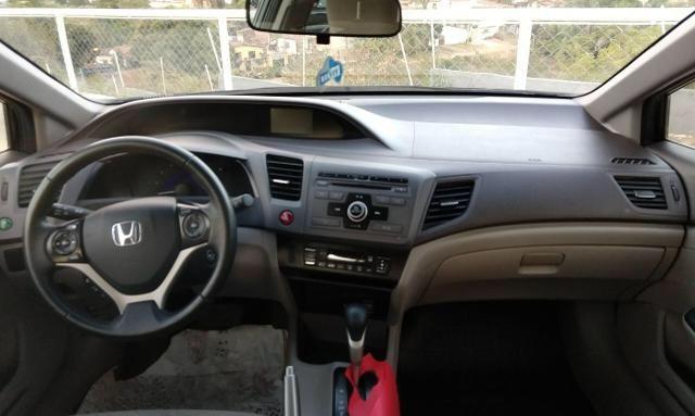 Civic LXS automático 2014 - Foto 8