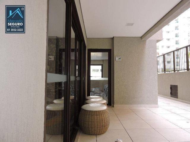 Apartamento à venda, 37 m² por R$ 230.000,00 - Sul - Águas Claras/DF - Foto 11