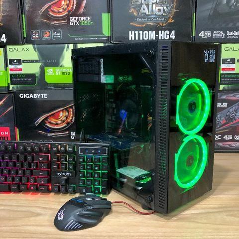Computador Gamer 8ª Geração G5400 e Gt 1030 2Gb - Foto 3