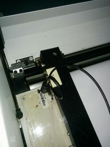 Plotter de risco P2000/1 Investronica - Foto 5