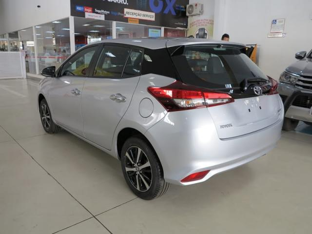 TOYOTA YARIS HATCH XLS AT 19/20 - Foto 4