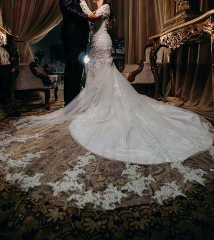 Vestido de Casamento n° 36 - Foto 4