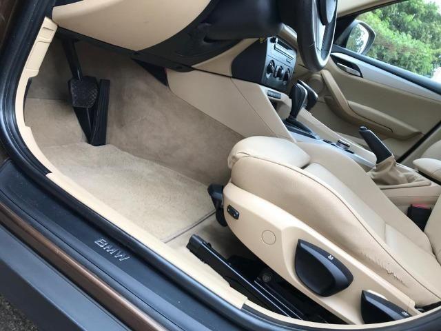 BMW X1 SDrive 18i Marrom - Foto 18