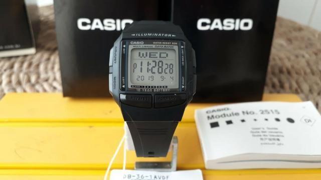 Relógio Casio 50 metros a prova d'água. Valor: 140,00 reais cada. 100% Originais - Foto 5