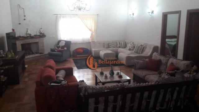 Chácara com 3 suítes à venda, 4000 m² por R$ 900.000 - Zona Rural - Piranguçu/MG - Foto 9