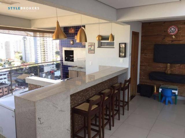 Cobertura no Edifício Sky Loft com 3 dormitórios à venda, 224 m² por R$ 1.300.000 - Bairro - Foto 8