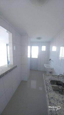 Apartamento com 2 quartos à venda, 81 m² por R$ 611.000,00 - Ponta D Areia - São Luís/MA - Foto 11