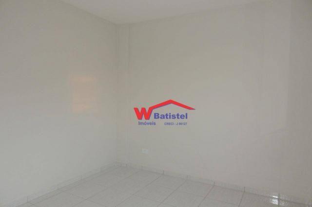 Apartamento com 2 dormitórios à venda, 53 m² rua são pedro nº 295 - vila alto da cruz iii  - Foto 17