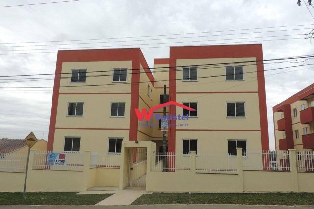 Apartamento com 2 dormitórios à venda, 53 m² rua são pedro nº 295 - vila alto da cruz iii