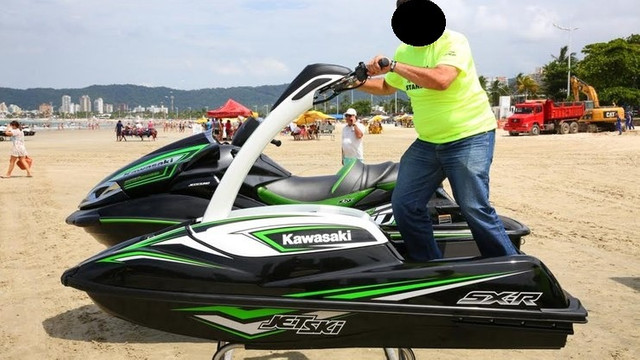 Jet Ski Kawasaki SX-R 1500 2020 - Foto 4
