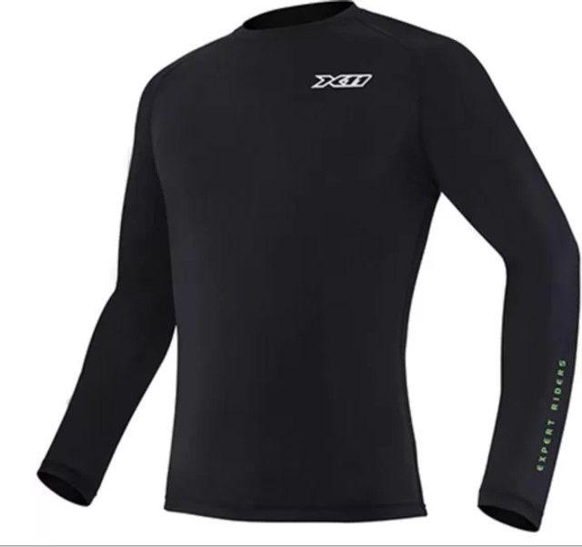 Camisa 2ª pele climate da X11