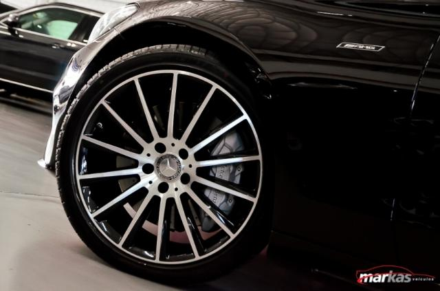 Mercedes C 450 C450AMG4M 367HP TETO 36 MIL KM 4P - Foto 13