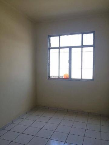 Apartamento com 2 dormitórios para alugar, 60 m² por R$ 1.000,00/mês - Centro - Niterói/RJ - Foto 4
