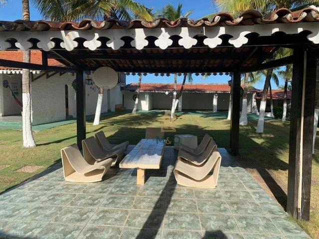 Casa com 6 dormitórios à venda, 400 m² por R$ 1.500.000,00 - Porto das Dunas - Aquiraz/CE - Foto 7