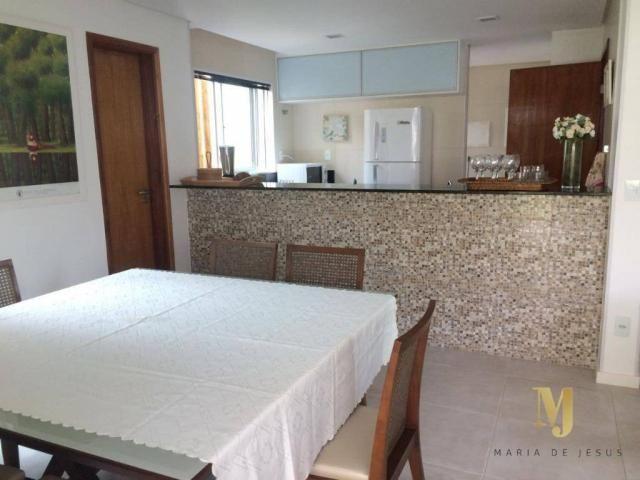 Casa com 5 dormitórios à venda, 190 m² por R$ 3.200.000,00 - Praia Muro Alto - Ipojuca/PE - Foto 5