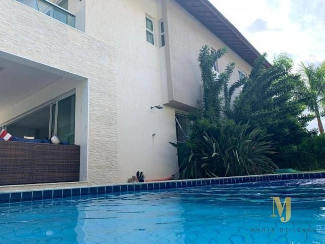 Casa com 5 dormitórios à venda, 190 m² por R$ 3.200.000,00 - Praia Muro Alto - Ipojuca/PE - Foto 2