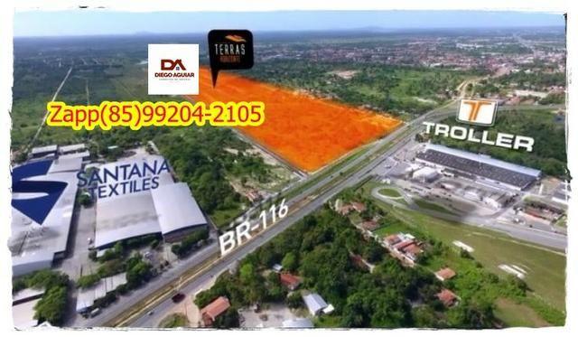 Loteamento Terras Horizonte*Ligue já, invista agora - Foto 2