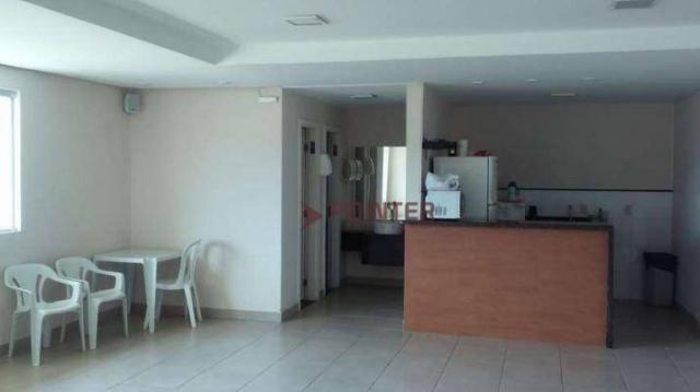 Apartamento com 2 dormitórios 1 vaga, à venda, 55 m² Jardim Goiás - Goiânia/GO - Foto 7
