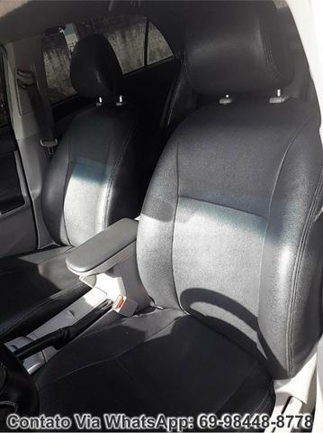 Toyota Corolla GLI Flex Ano 2012 Motor 1.8 Completo - Foto 9
