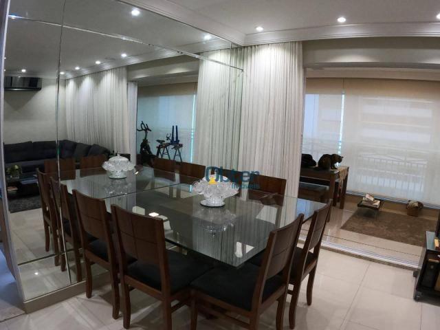 Apartamento com 3 suítes para alugar por R$ 7.150/mês - Setor Marista - Foto 5