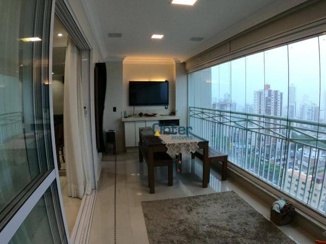 Apartamento com 3 suítes para alugar por R$ 7.150/mês - Setor Marista - Foto 13