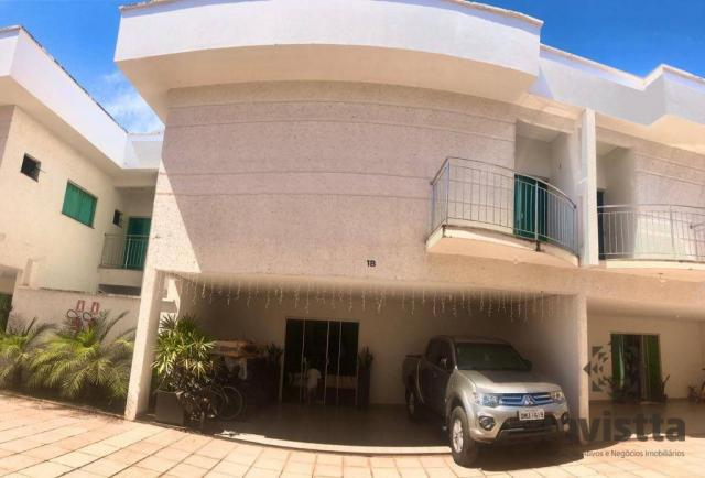 Casa com 3 quartos para alugar, 180 m² por R$ 3.800,00/mês - Plano Diretor Sul - Palmas/TO